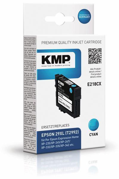 Tintenpatrone KMP E218CX, kompatibel zu Epson 29XL (T2992)