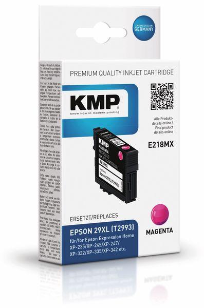 Tintenpatrone KMP E218MX, kompatibel zu Epson 29XL (T2993)