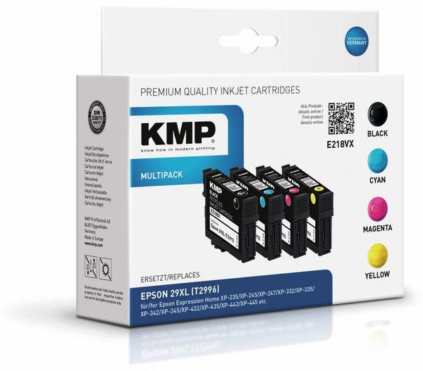 Tintenpatronen-Set KMP E218 VX, ersetzt Epson 29XL (T2996)