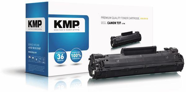 Toner KMP C-T38, kompatibel zu Canon 737