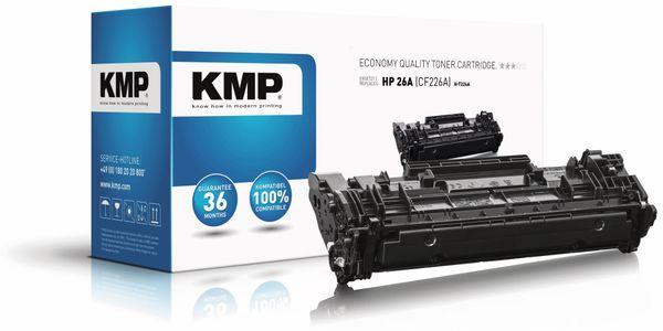 Toner KMP H-T224A, ersetzt HP 26A (CF226A)