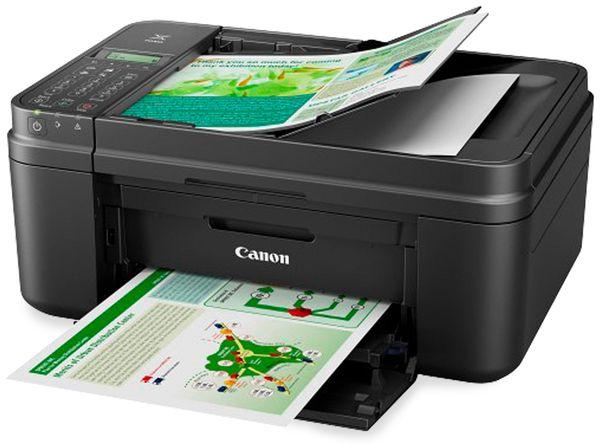 Multifunktions-Tintenstrahldrucker CANON Pixma MX495, schwarz - Produktbild 2