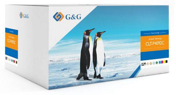 Toner G&G, kompatibel zu Samsung, Multipack color + schwarz