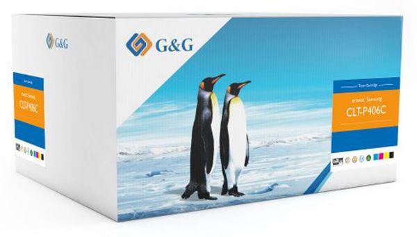 Toner G&G, kompatibel zu Samsung, Mulitpack, color + schwarz