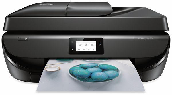 Multifunktions-Tintenstrahldrucker HP OfficeJet 5230, WLAN, Fax - Produktbild 1