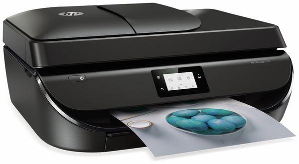 Multifunktions-Tintenstrahldrucker HP OfficeJet 5230, WLAN, Fax - Produktbild 3