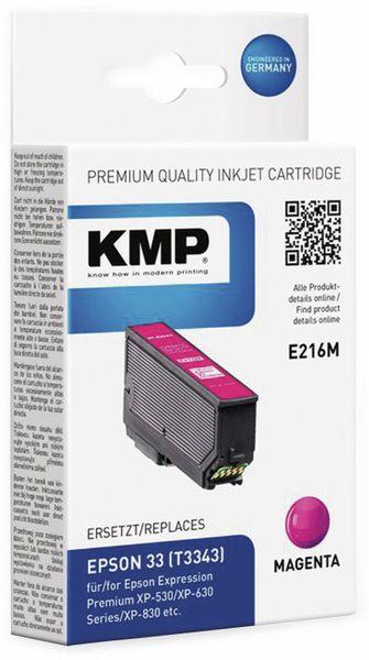 Tintenpatrone KMP E216M, magenta