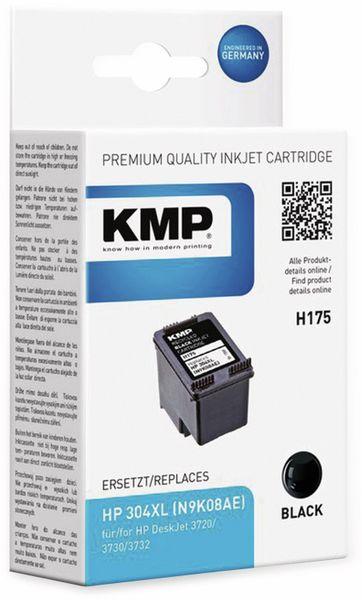 Tintenpatrone KMP H175BX, schwarz