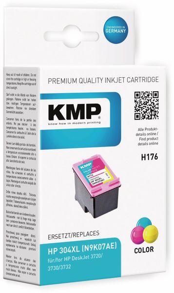 Tintenpatrone KMP H176, color, 12 ml