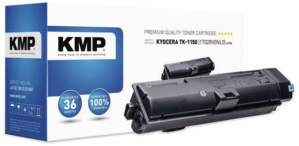 Toner KMP K-T78, schwarz