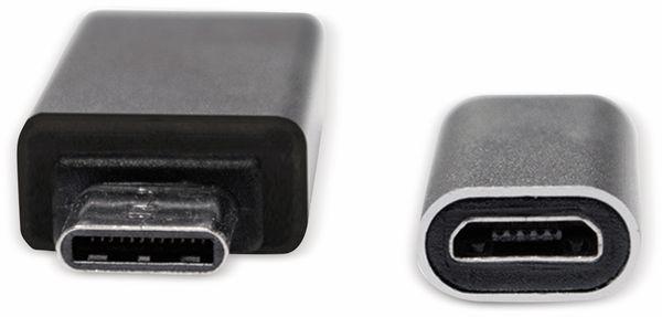 USB-Adapter Set, USB-C/USB-A + USB-C/Micro-USB - Produktbild 4