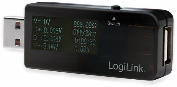 USB-Leistungsmessgerät LOGILINK PA0158, USB-A - Produktbild 3