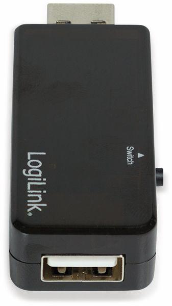 USB-Leistungsmessgerät LOGILINK PA0158, USB-A - Produktbild 5