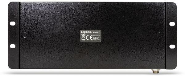 USB3.0 Industrie-Hub LOGILINK UA0317, 7-port, 7x USB-A - Produktbild 4