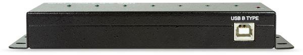 USB2.0 Industrie-Hub LOGILINK UA0318, 7-port, 7x USB-A - Produktbild 2