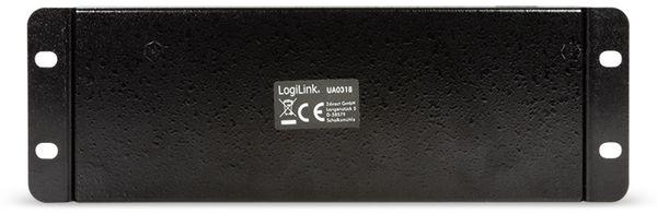 USB2.0 Industrie-Hub LOGILINK UA0318, 7-port, 7x USB-A - Produktbild 4