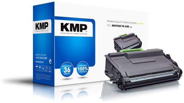 Toner KMP B-T96, schwarz