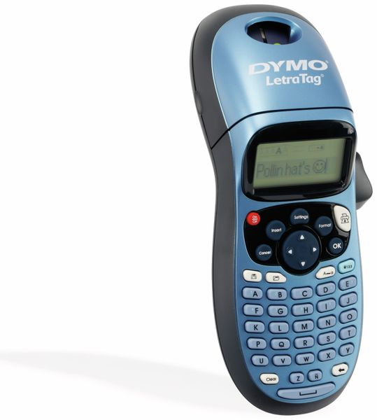 Beschriftungsgerät DYMO LetraTag LT-100H, Handgerät - Produktbild 4
