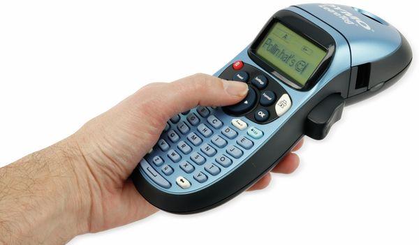 Beschriftungsgerät DYMO LetraTag LT-100H, Handgerät - Produktbild 8