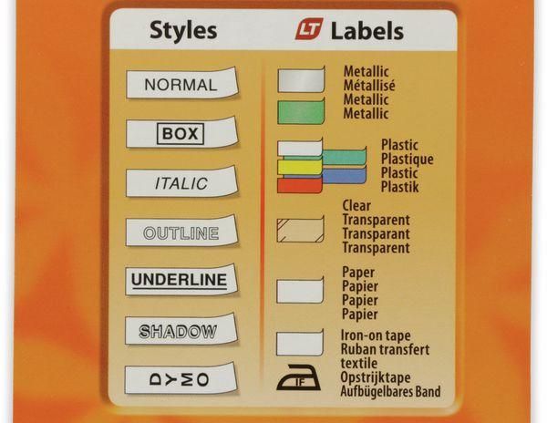 Beschriftungsgerät LetraTag LT-100T, Tischgerät - Produktbild 2