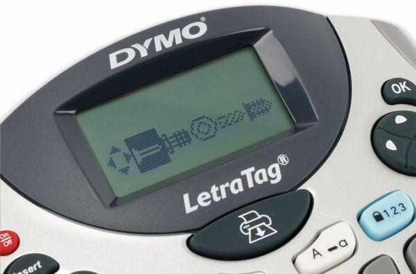 Beschriftungsgerät LetraTag LT-100T, Tischgerät - Produktbild 9