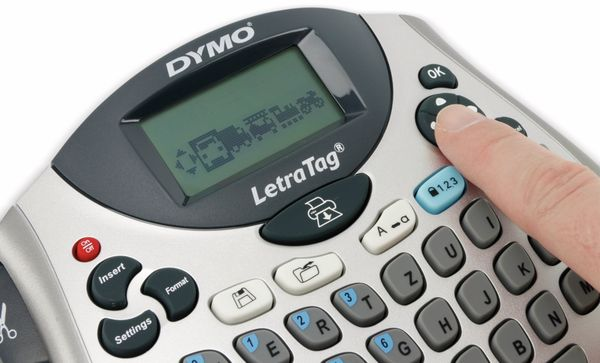 Beschriftungsgerät LetraTag LT-100T, Tischgerät - Produktbild 10