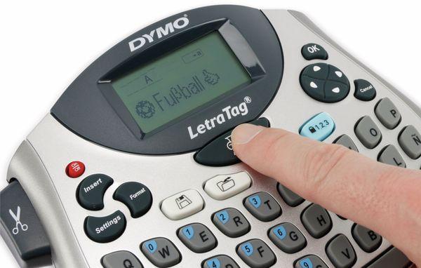 Beschriftungsgerät LetraTag LT-100T, Tischgerät - Produktbild 11