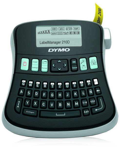 Beschriftungsgerät DYMO LabelManager 210D
