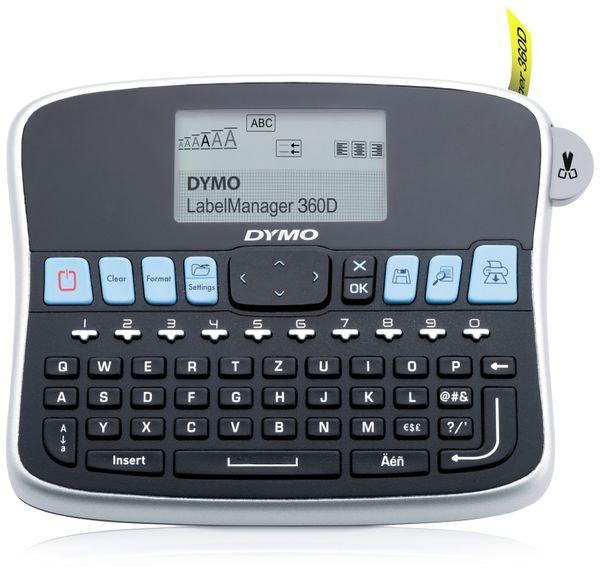 Beschriftungsgerät DYMO LabelManager 360D