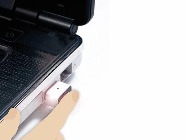USB-Fingerprint Scanner LOGILINK AU0047 - Produktbild 2