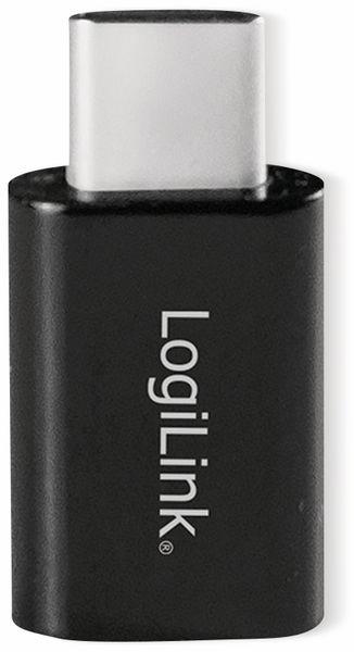 USB-C Bluetooth V4.0 Dongle LOGILINK BT0048, schwarz - Produktbild 4