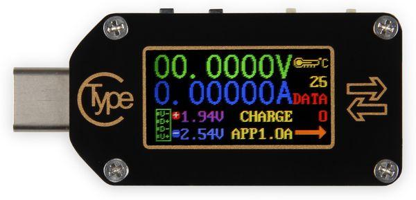 JOY-IT USB Type C3.0 Messgerät T66C