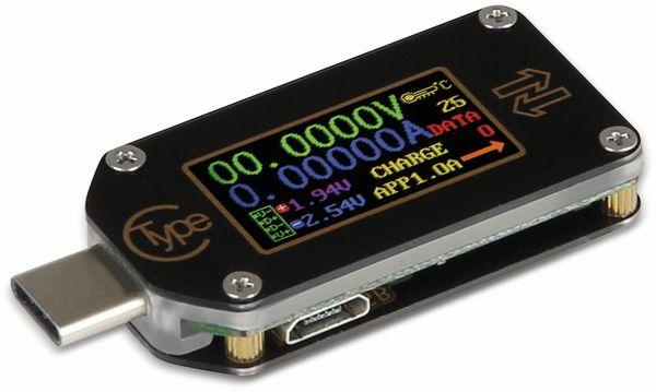 JOY-IT USB Type C3.0 Messgerät T66C - Produktbild 2