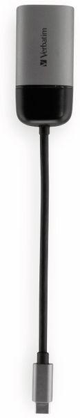 USB-C Adapter VERBATIM 49145, VGA, Slimline