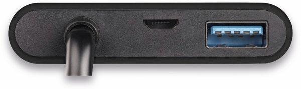 USB-C Multiport-Adapter HAMA 135729, 2x USB 3.1, HDMI, USB-C - Produktbild 3