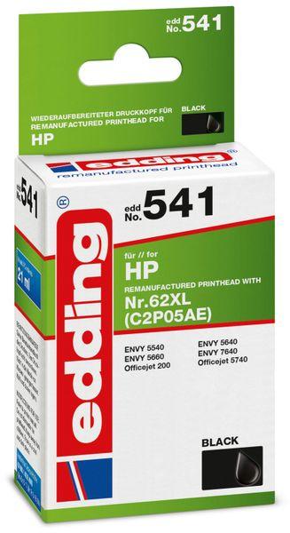 Tintenpatrone EDDING EDD-541, für HP 62XL (C2P05AE)