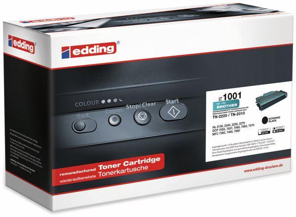Toner EDDING EDD-1001, Brother TN-2220 black