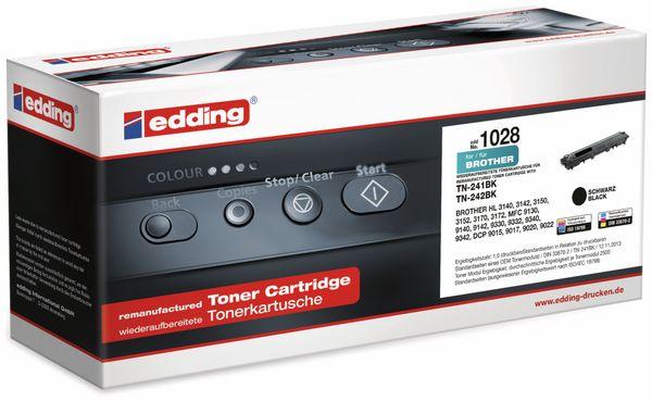 Toner EDDING EDD-1028, Brother TN-241BK black