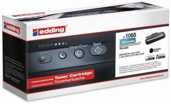 Toner EDDING EDD-1068, Brother TN-2420 black