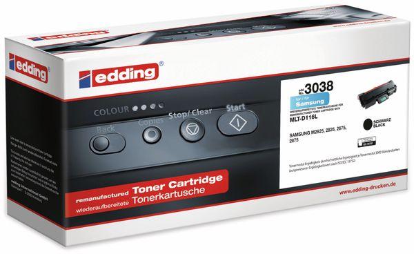 Toner EDDING EDD-3038, Samsung MLT-D116L black
