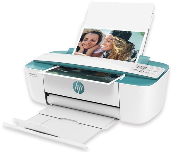 Print HP DeskJet 3762 green, WLAN, 3in1