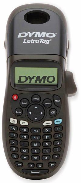 Beschriftungsgerät DYMO LetraTag LT-100H, Black-Edtion, Handgerät