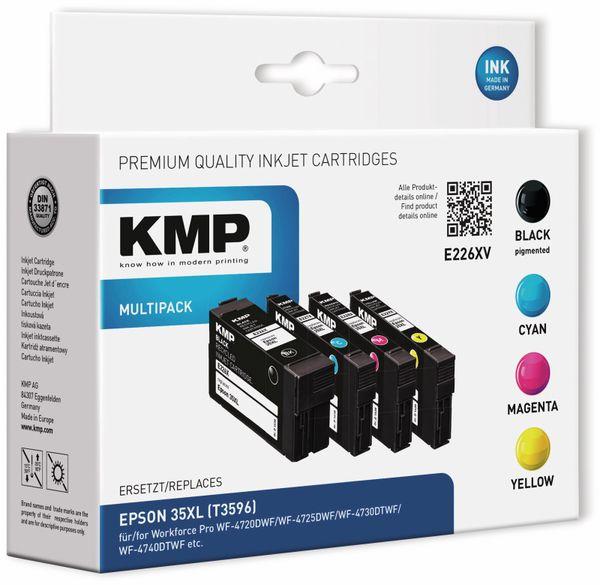 Tintenmultipack KMP E226XV, ersetzt Epson 35XL (T3596)
