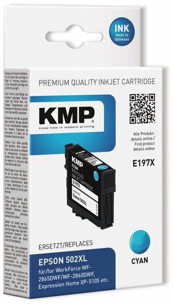 Tintenpatrone KMP E197X, ersetzt Epson 502XL (T02W24)