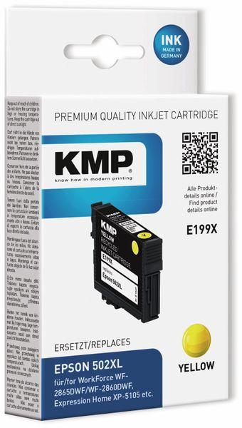 Tintenpatrone KMP E199X, ersetzt Epson 502XL (T02W44)