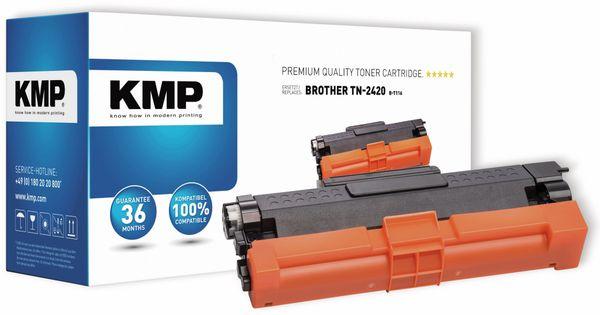 Toner KMP B-T116, ersetzt Brother TN2420