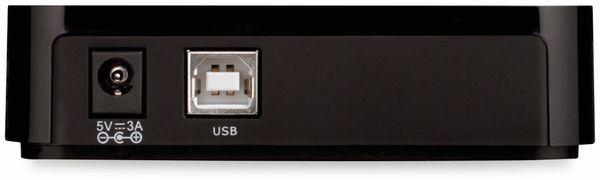 USB-HUB D-LINK DUB-H7, 7-port, USB 2.0 - Produktbild 2
