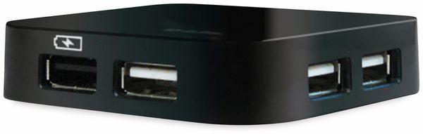 USB-Hub D-LINK DUB-H4, 4-port, USB 3.0 - Produktbild 2