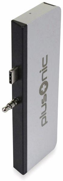 USB-C Adapter PLUSONIC PSUC0165, 5in1 - Produktbild 2