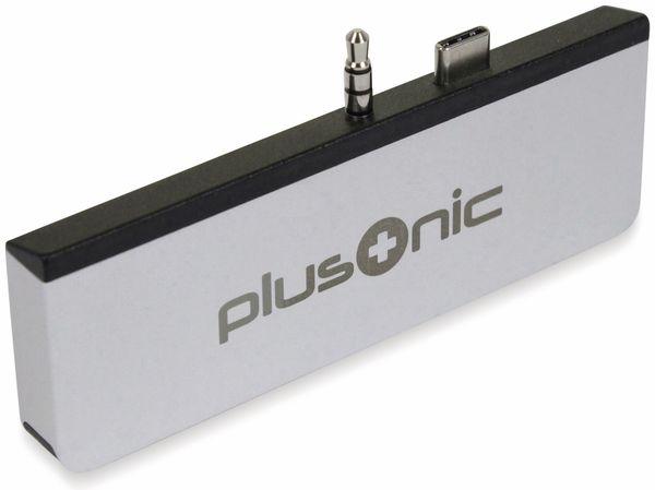 USB-C Adapter PLUSONIC PSUC0165, 5in1 - Produktbild 4